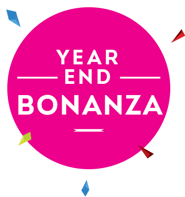 Year End Bonanza